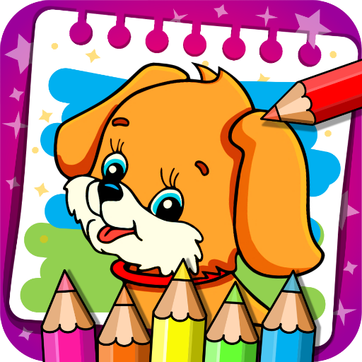 Coloring & Learn Animals - Kids Games 1.118 MODs APK ...