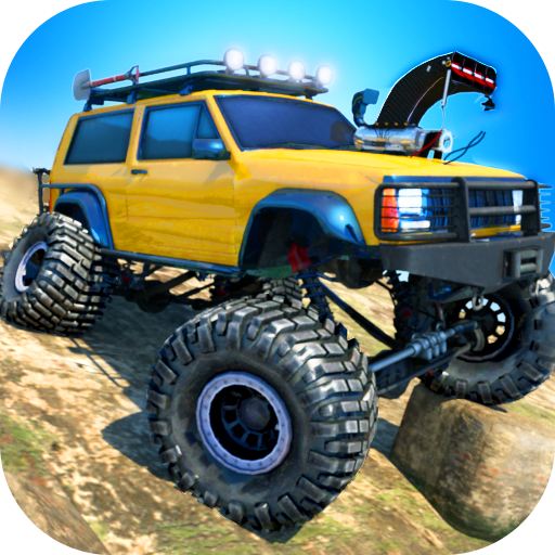 Off Road Monster Truck Driving - SUV Car Driving MODs APK ...