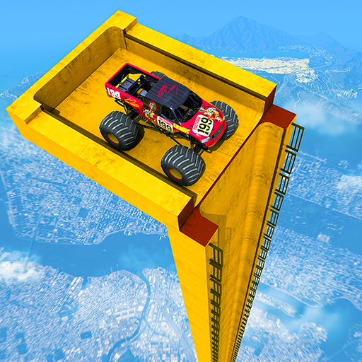 Real Monster Truck Games 2020 – New Car Games 2020 2.0.4 MODs APK